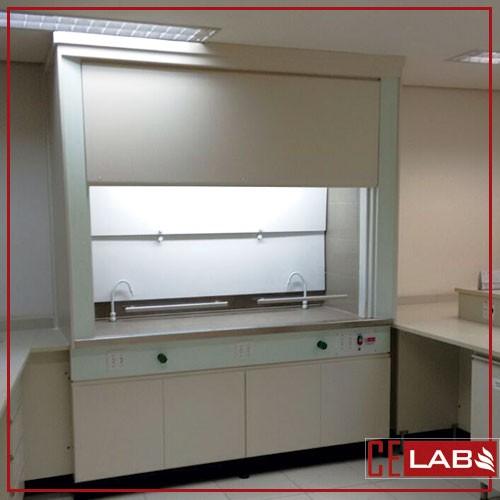 Capela laboratório