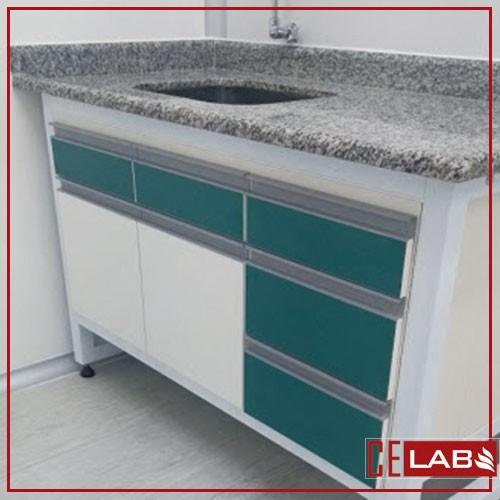 Mobilia para laboratorio