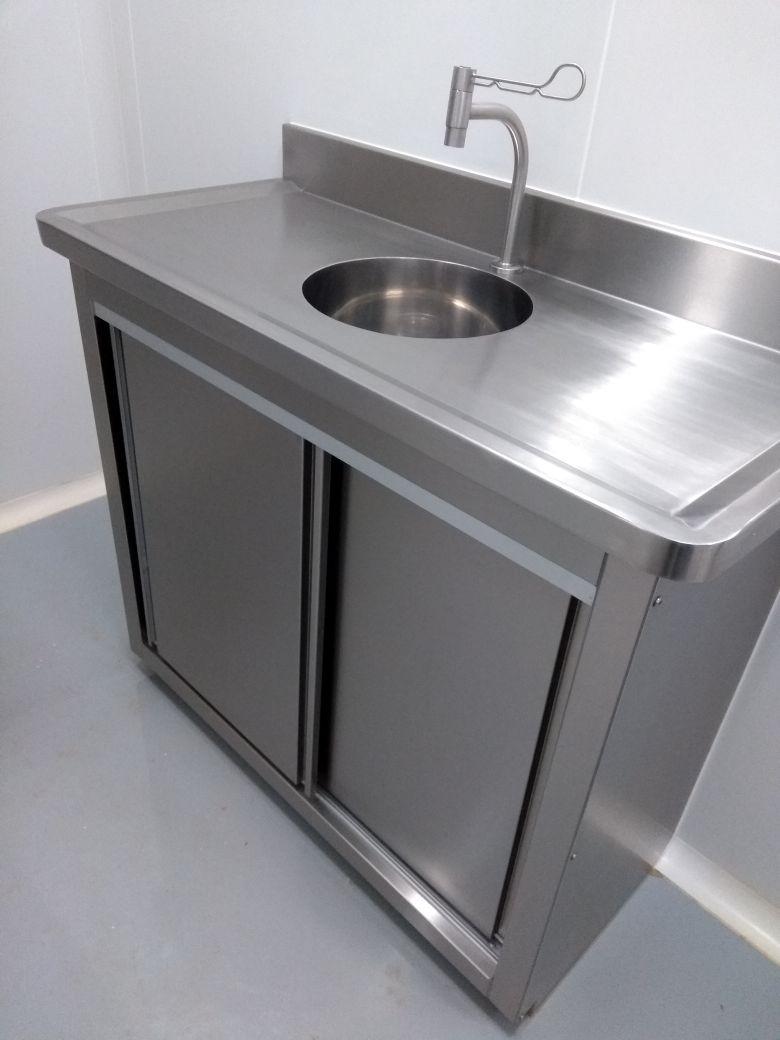 Mobiliários em Aço Inox