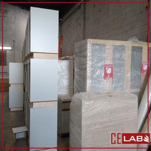 Fabrica de moveis para laboratorio