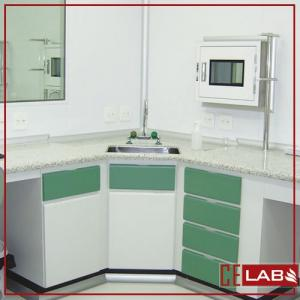 Mesa de laboratorio