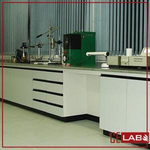 Mobiliário para laboratorio